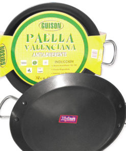 "Paella inoxidable Antiadherente ""GUISÓN"""