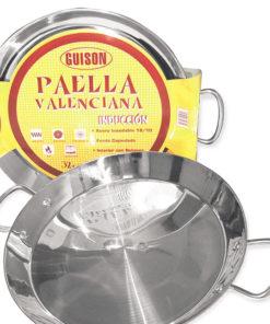 "Paella Inoxidable ""GUISÓN"""